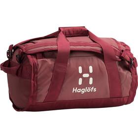 Haglöfs Lava 30 Duffel Bag, rojo